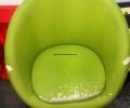 peeling office chair
