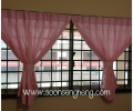 light pink curtains for kids room