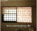 Light flora blinds