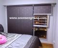 FLOWER design black out blinds